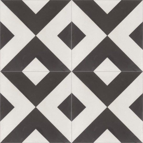 Moroccan Encaustic Cement Pattern 01r3