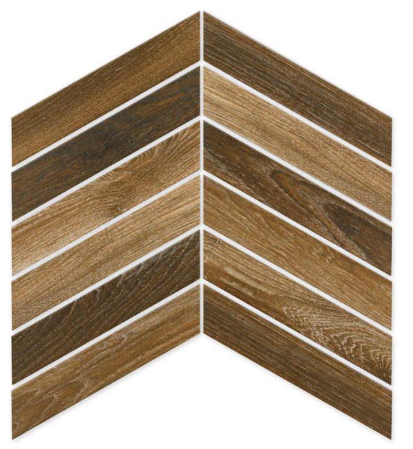 Arrow Oak 40cm x 8cm