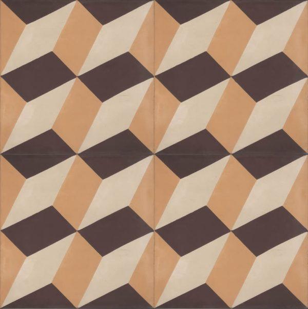 Moroccan Encaustic Cement Pattern 05c