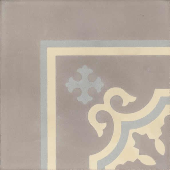 Moroccan Encaustic Cement Pattern 110a