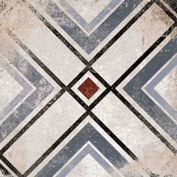 Antique Azul 1011 22.5cm x 22.5cm