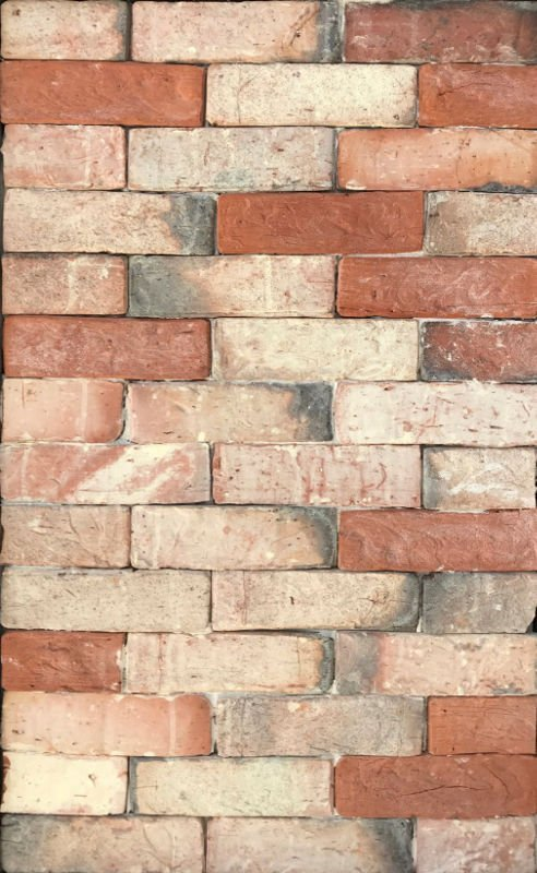 Antique Brick Slips 6cm x 21.5cm