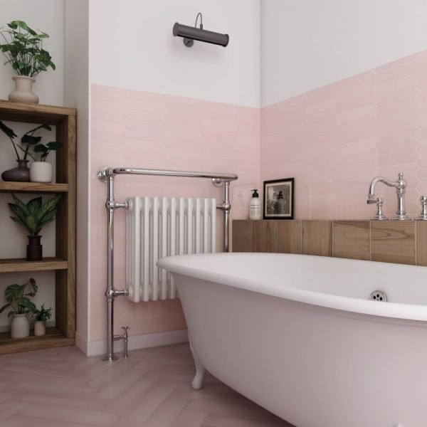 Arrow Blush Pink 5cm x 25cm