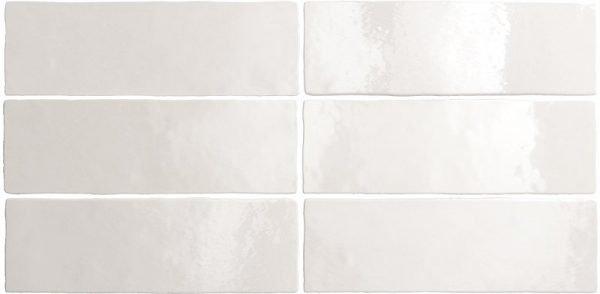 Artisan White 6.5cm x 20cm