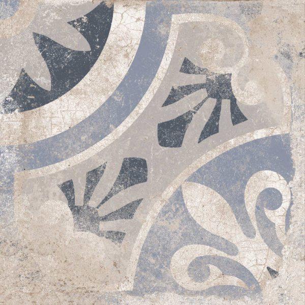Antique Azul 22.5cm x 22.5cm