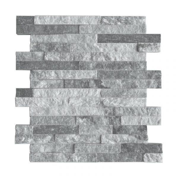 Grey Snow Cladding 10cm x 40cm