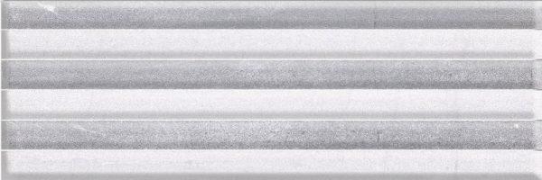 Kite Gris Relief Stripe 20cm x 60cm
