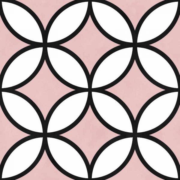 Olden Pink 20cm x 20cm
