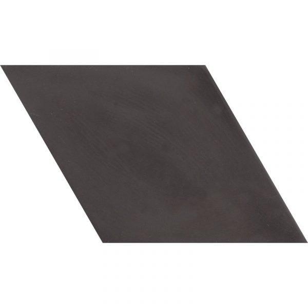 Moroccan Encaustic Cement Rhombus Black