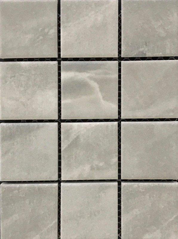 Mosaic Tile Stone Grey R11 Anti-Slip