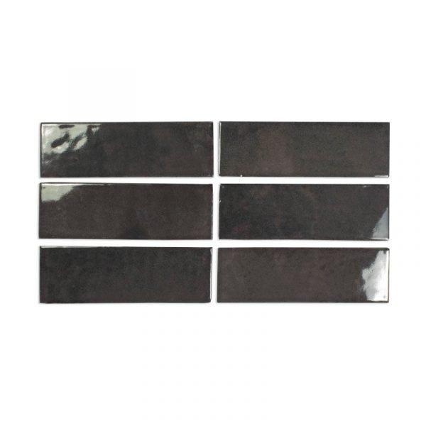 Fabricated Bejmat Ebony Gloss 5cm x 15cm