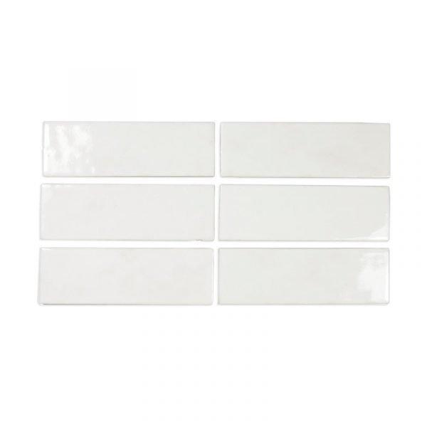 Fabricated Bejmat White Gloss 5cm x 15cm