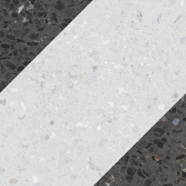 Drops Natural Bit Decor Graphite 18.5cm x 18.5cm