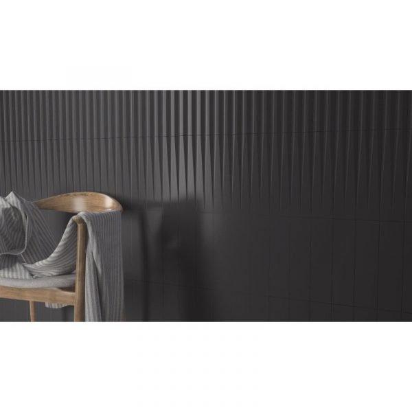 Liso XL Graphite Matt 7.5cm x 30cm