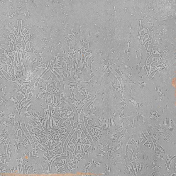 Fabricated Zellige Grey Decor 12.5cm x 12.5cm