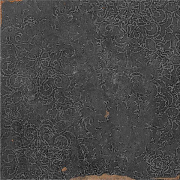 Fabricated Zellige Graphite Decor 12.5cm x 12.5cm