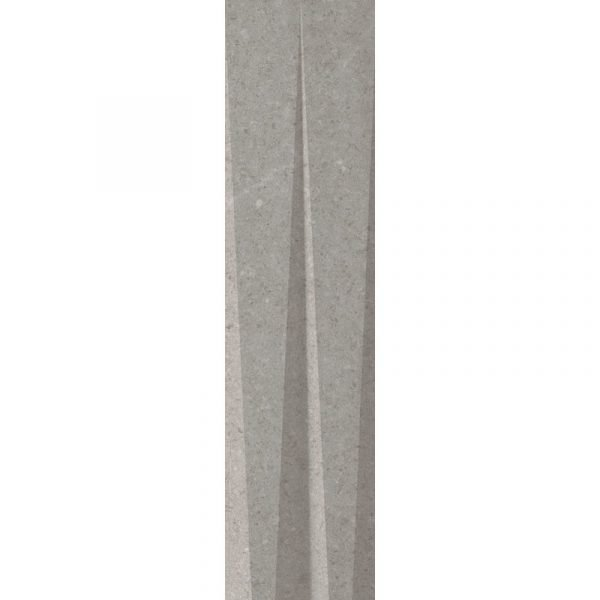 Stripes Transition Greige Stone 7.5cm x 30cm
