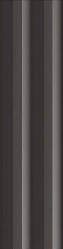 Stripes Graphite Matt 7.5cm x 30cm