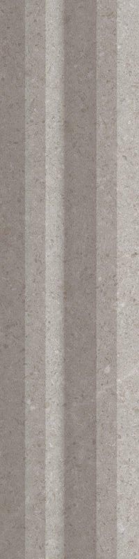 Stripes Greige Stone 7.5cm x 30cm