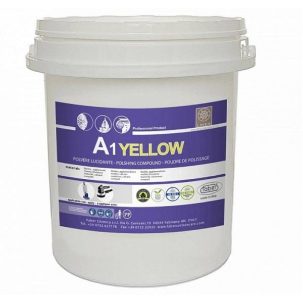 Faber A1 Yellow 5 Kg