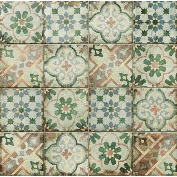 D'Anticatto Decor Mix Varese 22.5cm x 22.5cm